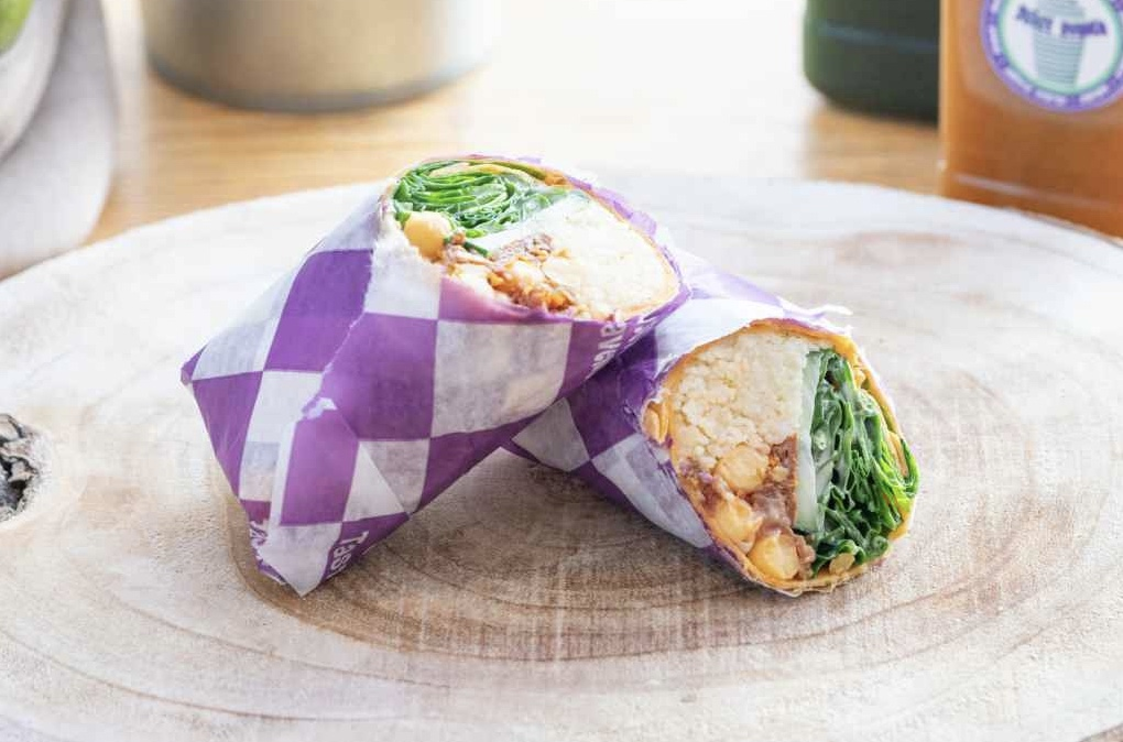 Wrap Couscous Roll
