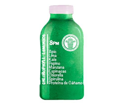 Chlorophyll Lemonade