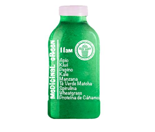 Medicinal Green