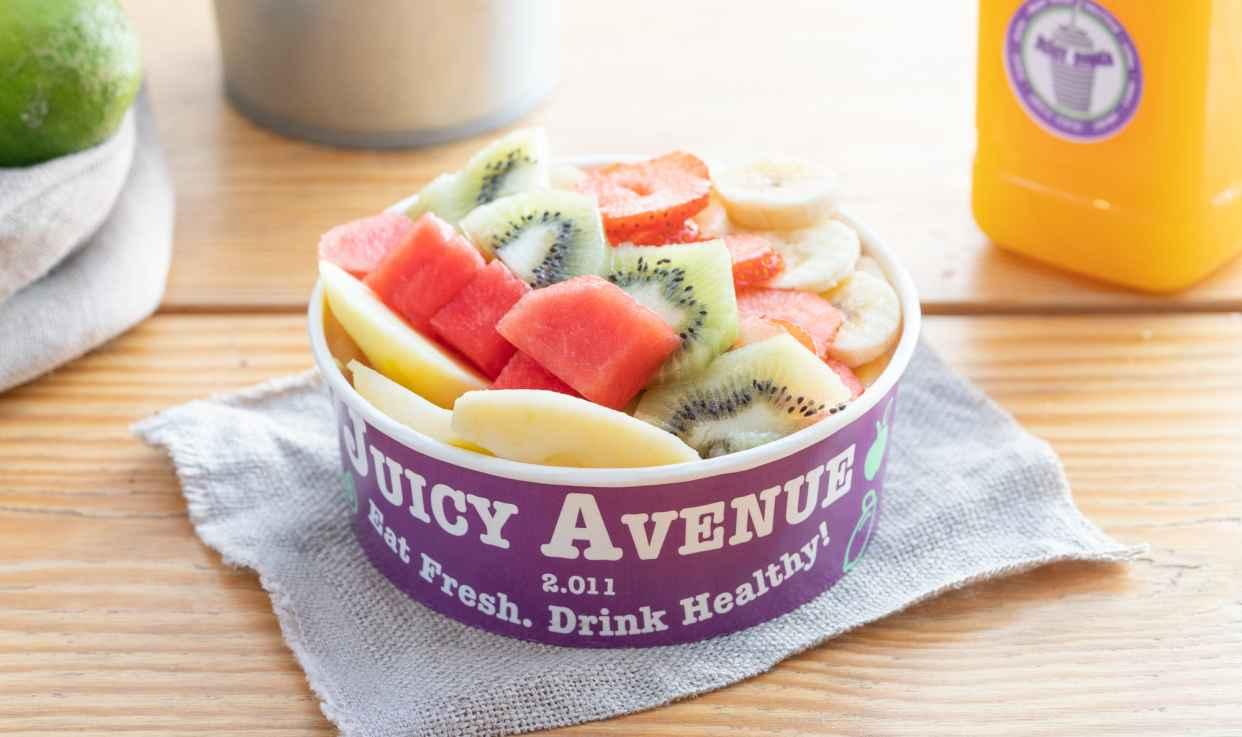 Bowl Frutas