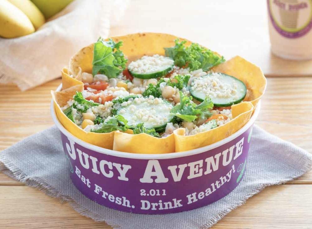 Salad Couscous