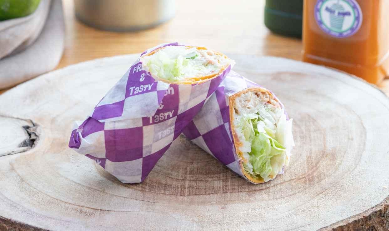 Wrap Crispy Cesar
