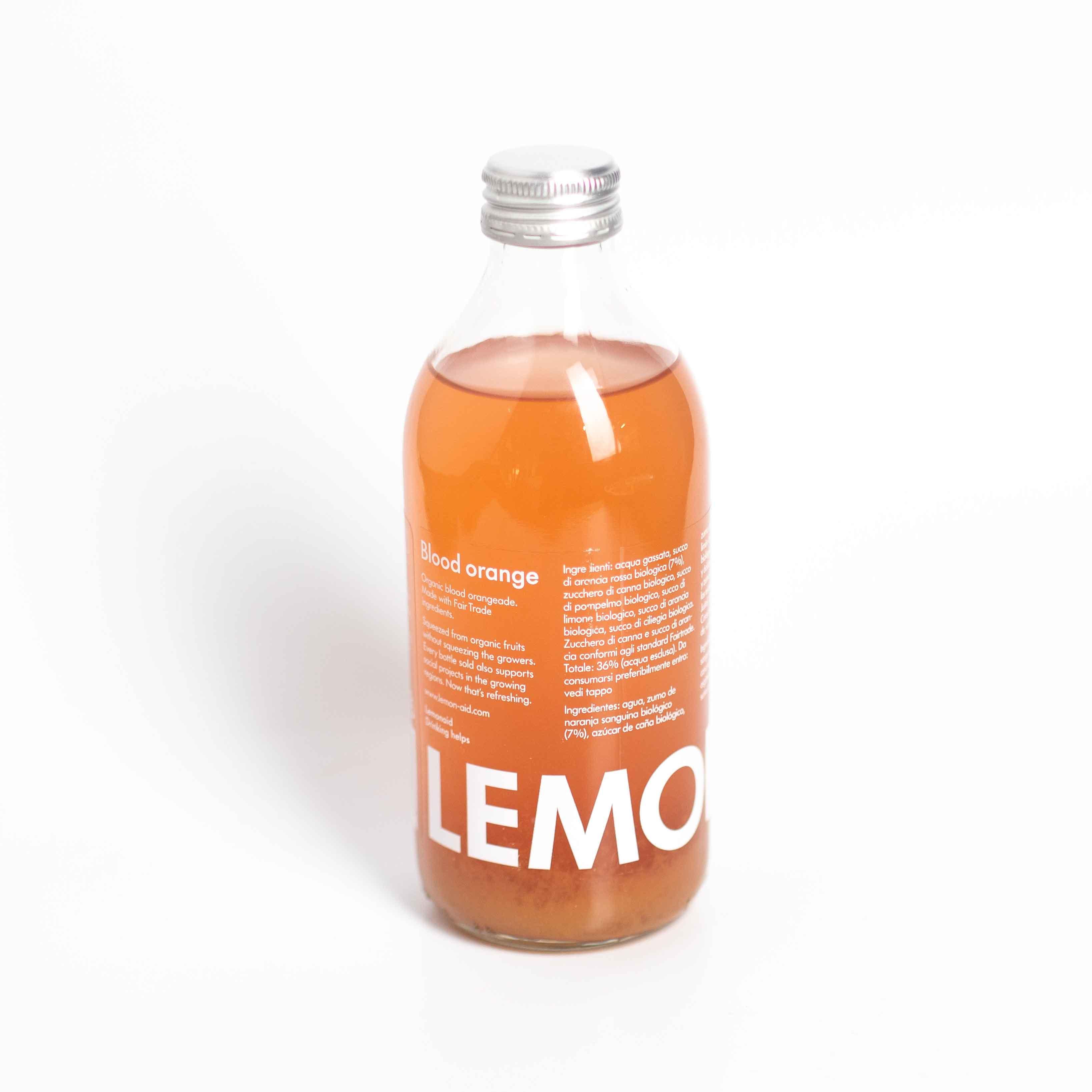 Lemonaid + Blood Orange