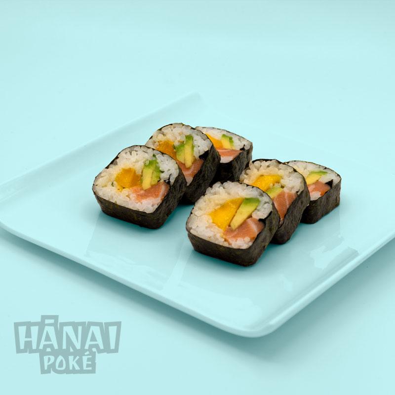 Salmon San Roll (6 pcs)
