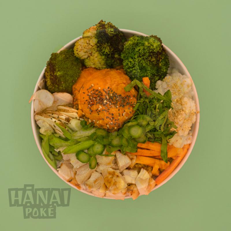 Chicken Earth Bowl